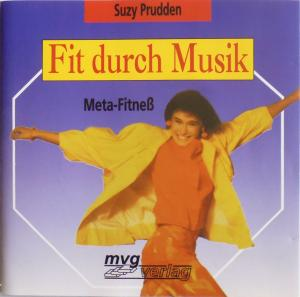 Suzy Prudden: Fit Durch Musik - Cover