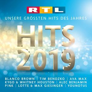 RTL Hits 2019 - Cover