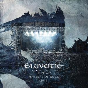 Eluveitie: Live At Masters Of Rock - Cover