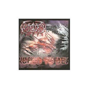 Cover - Decapitated: Hacked To Death