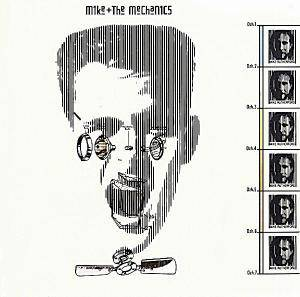 Cover - Mike & The Mechanics: Mike And The Mechanics