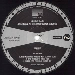 Johnny Cash: American IV: The Man Comes Around (2-LP) - Bild 3