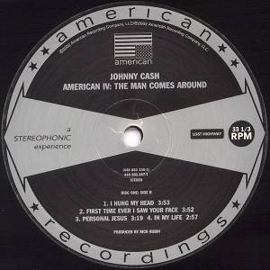 Johnny Cash: American IV: The Man Comes Around (2-LP) - Bild 4