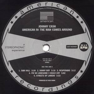 Johnny Cash: American IV: The Man Comes Around (2-LP) - Bild 5