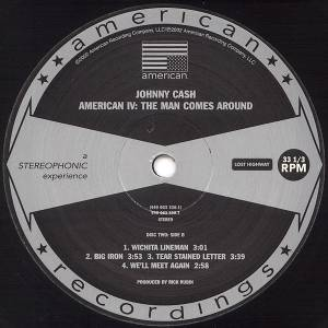 Johnny Cash: American IV: The Man Comes Around (2-LP) - Bild 6
