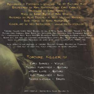 Torture Killer: Swarm! (CD) - Bild 2
