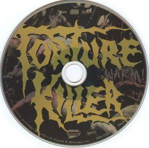 Torture Killer: Swarm! (CD) - Bild 5