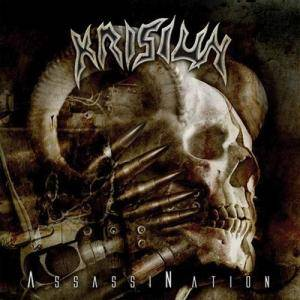 Krisiun: AssassiNation - Cover