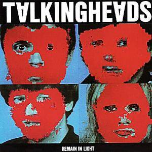 Talking Heads: Remain In Light - Cover