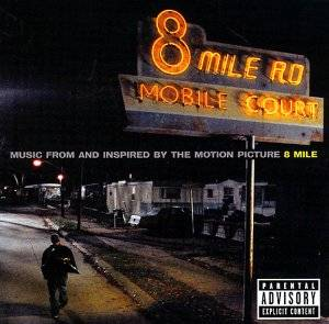 Cover - Young Zee: 8 Mile - Original Motion Picture Soundtrack