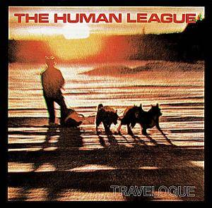 The Human League: Travelogue - Cover