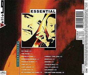 Yello: Essential Yello (CD) - Bild 2
