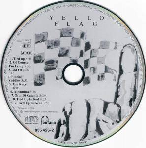 Yello: Flag (CD) - Bild 4