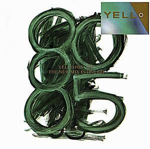 Yello: 1980-1985 The New Mix In One Go - Cover