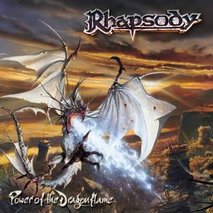 Cover - Rhapsody: Power Of The Dragonflame