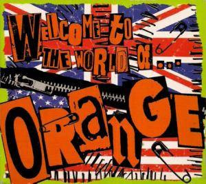 Orange welcome to the world of orange cd 2005 digipak - Welcome to the ghetto instrumental ...