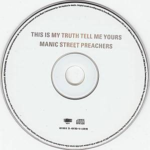 Manic Street Preachers: This Is My Truth Tell Me Yours (CD) - Bild 3