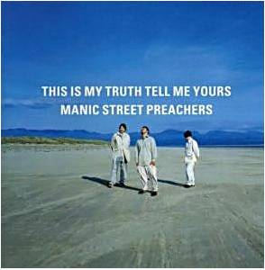 Manic Street Preachers: This Is My Truth Tell Me Yours (CD) - Bild 1