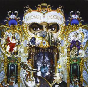 Michael Jackson: Dangerous - Cover