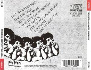 The Cure: Japanese Whispers (CD) - Bild 2