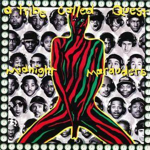 A Tribe Called Quest: Midnight Marauders - Cover