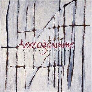 Aereogramme: Story In White, A - Cover
