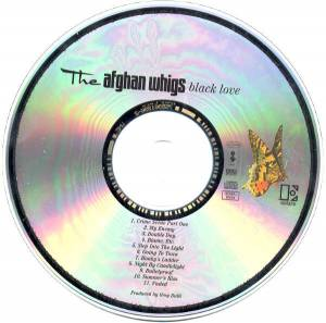 The Afghan Whigs: Black Love (CD) - Bild 3