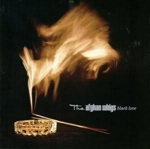 The Afghan Whigs: Black Love - Cover