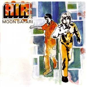 AIR: Moon Safari - Cover