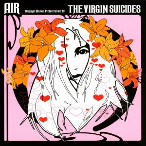 AIR: Virgin Suicides, The - Cover