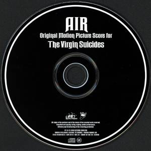 AIR: The Virgin Suicides (CD) - Bild 3