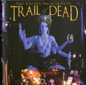 Cover - ...And You Will Know Us By The Trail Of Dead: Madonna
