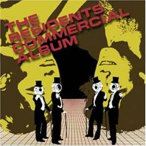 The Residents: Commercial Album - Cover