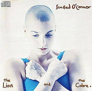 Sinéad O'Connor: Lion And The Cobra, The - Cover
