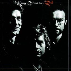 King Crimson: Red - Cover