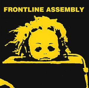 Front Line Assembly: State Of Mind - Cover