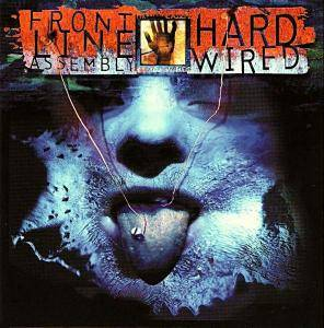 Front Line Assembly: Hard Wired - Cover