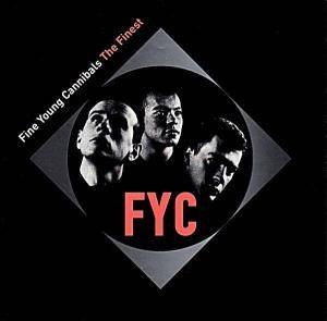Fine Young Cannibals: Finest, The - Cover