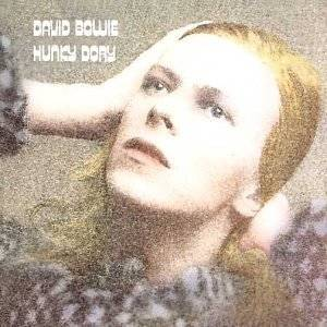 David Bowie: Hunky Dory - Cover
