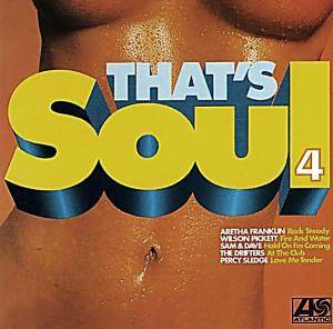 That's Soul 4 - Cover
