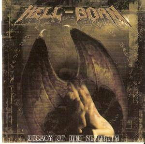 Hell-Born: Legacy Of The Nephilim - Cover