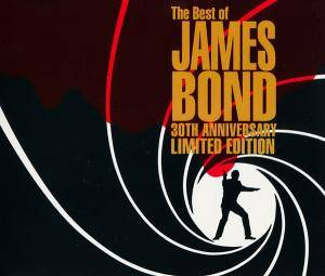 Best Of James Bond - 30th Anniversary Collection, The - Cover