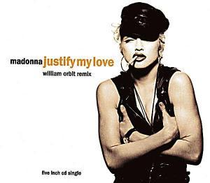 Madonna: Justify My Love - Cover