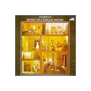 Family: Music In A Doll's House - Cover