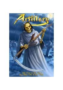 Artillery: One Foot In The Grave The Other One In The Trash (DVD) - Bild 1