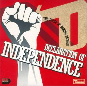 Cover - James Yorkston & The Athletes: Declaration Of Independence ~ The Sound Of Domino