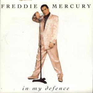 Freddie Mercury: In My Defence - Cover