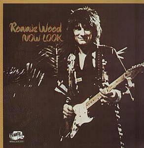 Ron Wood: Now Look - Cover