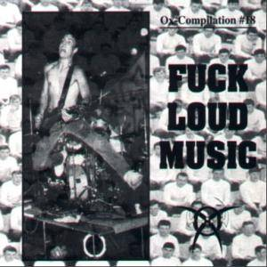 Cover - Apt. 3G: Ox-Compilation #18: Fuck Loud Music