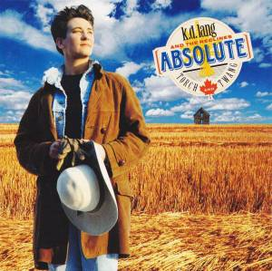 Cover - k.d. lang: Absolute Torch And Twang